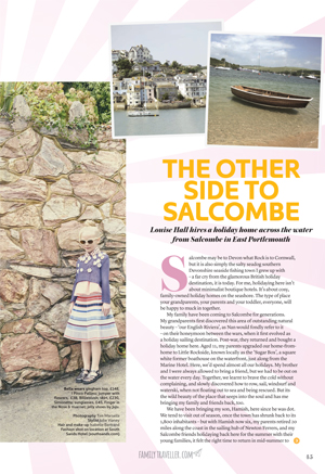 The Other Side To Salcombe